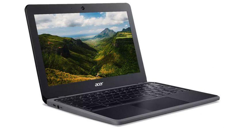 Avis sur le Chromebook 311 C733 d'Acer : Le Chromebook économique conçu pour durer
