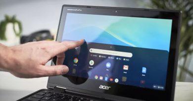 Pourquoi un Chromebook dispose de beaucoup moins d'espace de stockage qu'un ordinateur portable Microsoft Windows ?