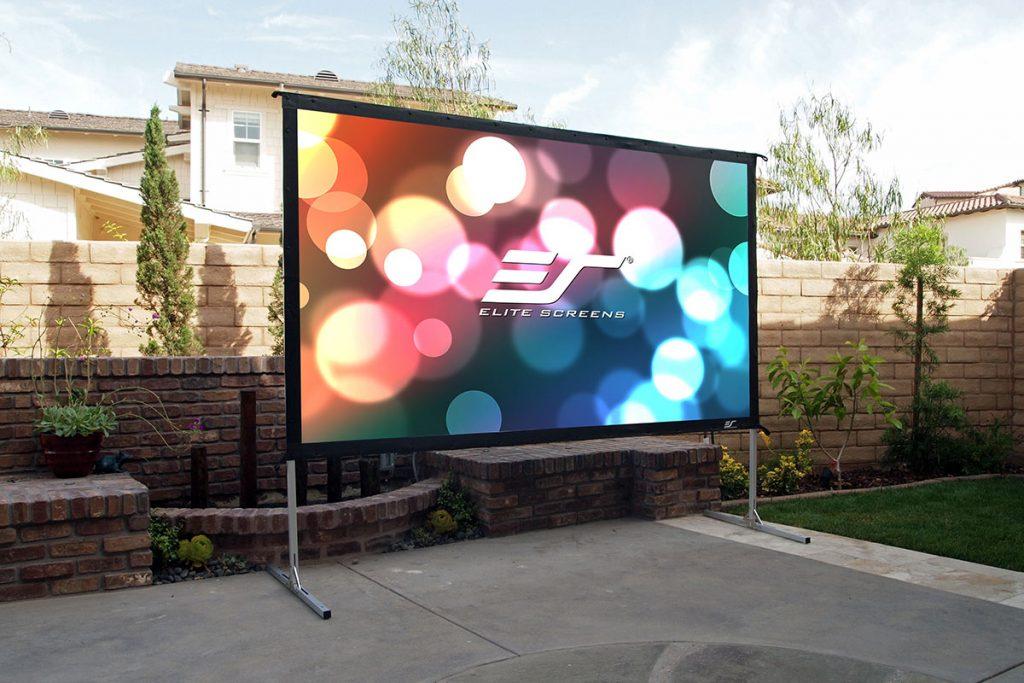 Écran de projection Elite Screens Yard Master 2 120 pouces