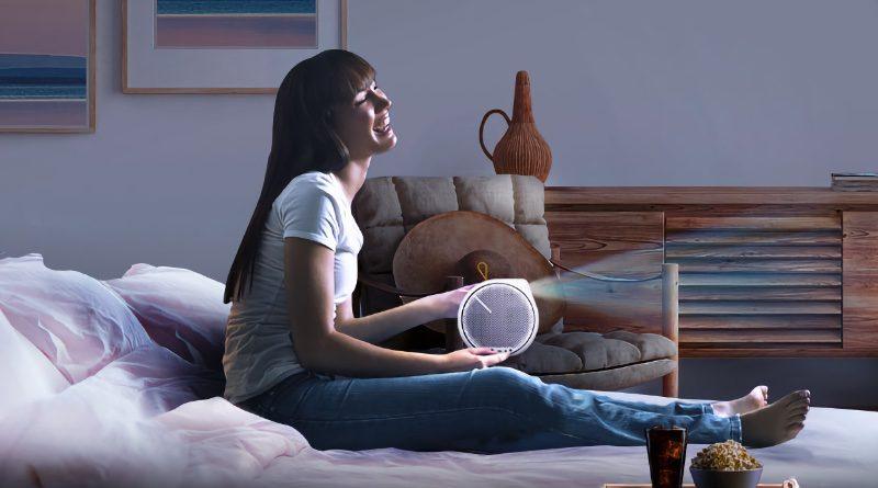 BenQ GV30 projector