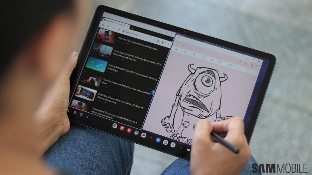 Tout savoir sur Samsung Galaxy Tab S7 FE : Spécifications techniques et avis avec les pour et les contre - Verdict final !