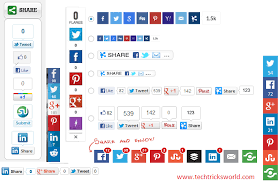 Plugins de partage social les plus rapides pour WordPress